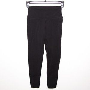 colorfulkoala black leggings w/pockets M & S
